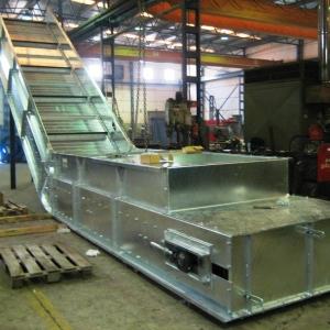 Transportador para Forraje Modelo TB-1500