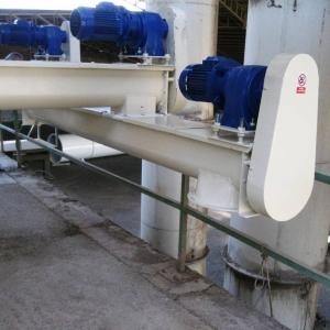 Transportador de Canal o Tubular Sinfin